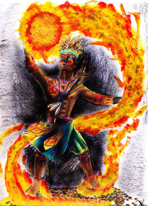Tribal Fire