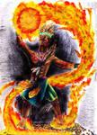 Tribal Fire by randomworks
