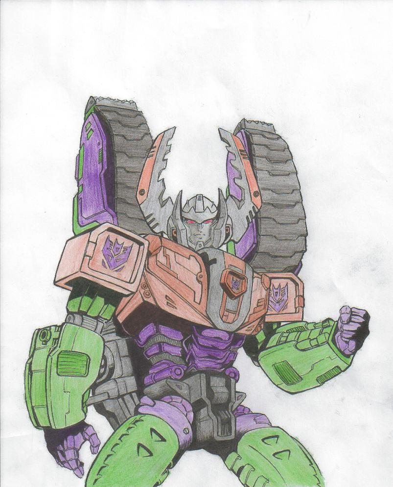 Ich kann auch zeichnen! - Seite 2 Kirdein__s_armada_megatron_by_killmariolovebowser-d3e1zv6