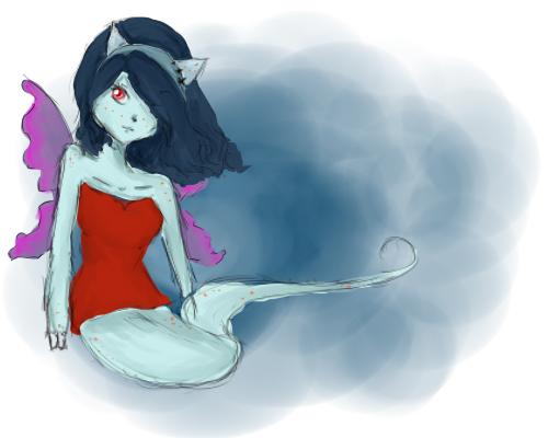 Kasumi (Art Trade) by FrostyFerns