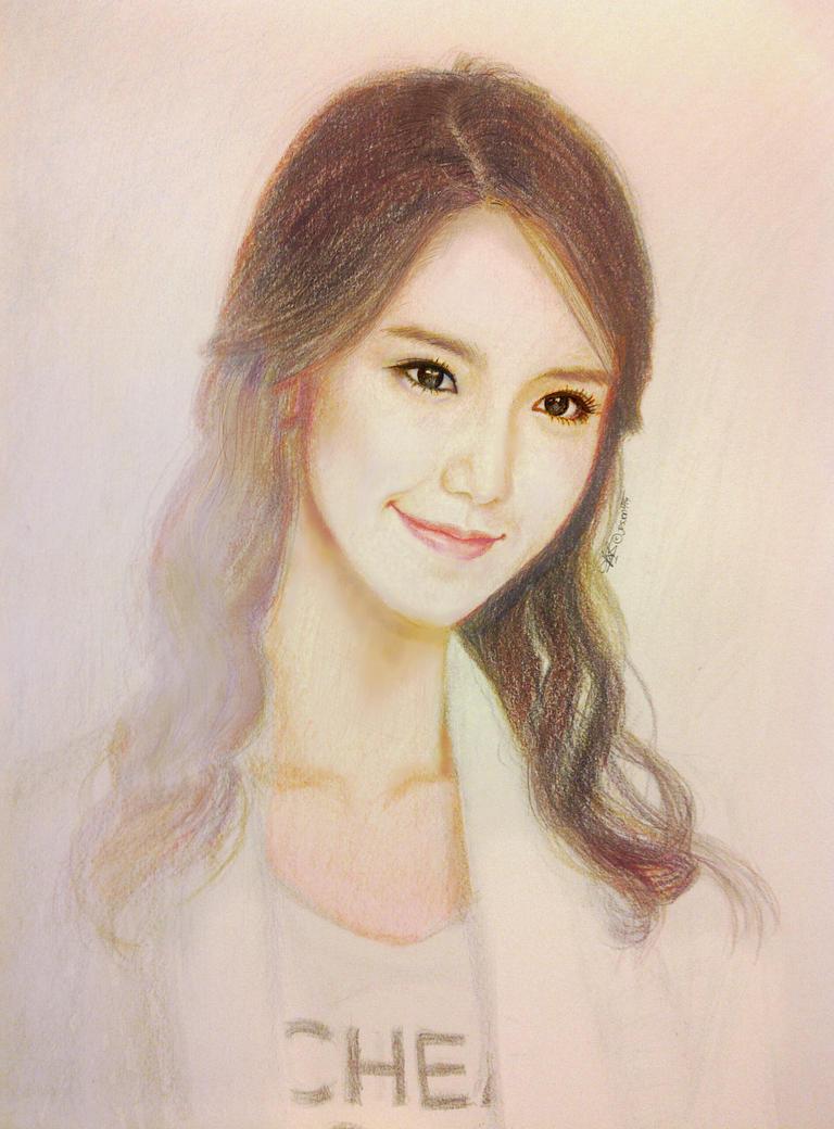 Im YoonA by jesson555 by Jesson555