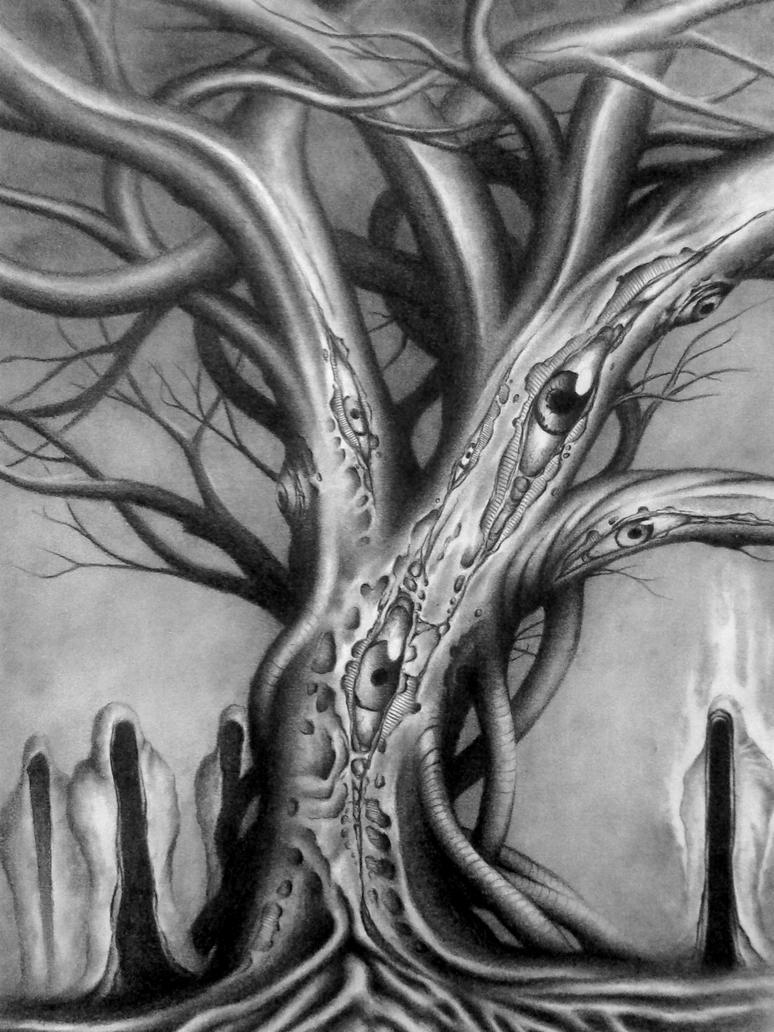 Fleisch Baum by SteAus