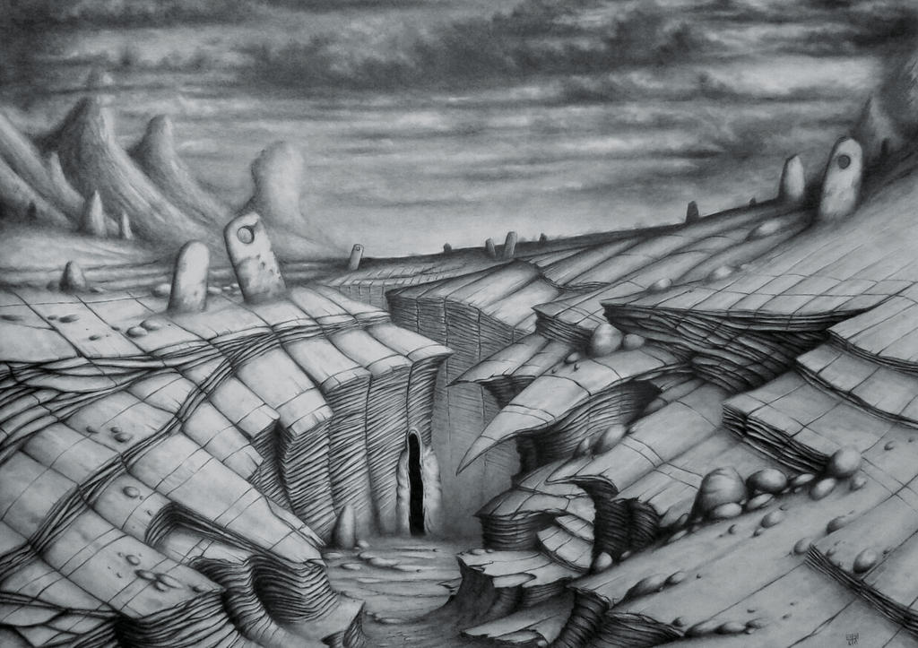 landscape II by SteAus