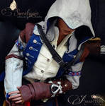 Soom Chalco as Connor Kenway