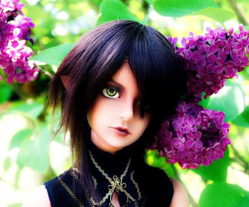 Dream of Doll Black Luke by Atelier-Cynamon