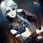 the black-eyes parasite Nyxth by Atelier-Cynamon