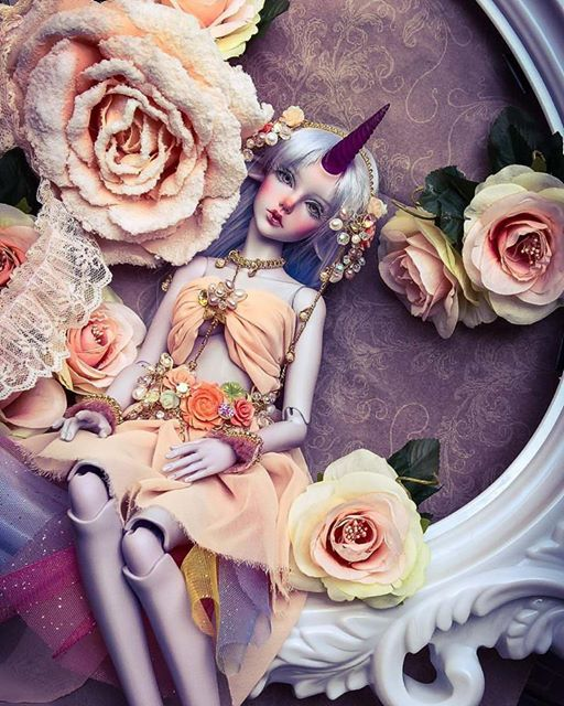 Souldoll Aehael by Atelier-Cynamon