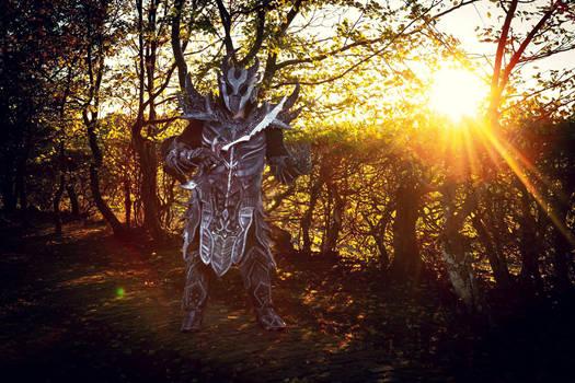 daedric armor