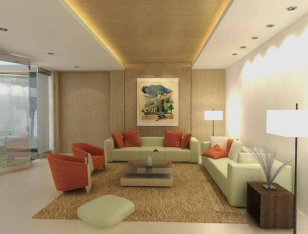 Living Room By 3dTuner On DeviantArt