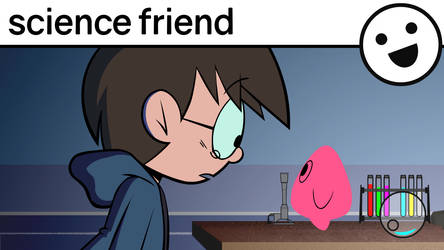 NEW ANIMATED SHORT - Science Friend