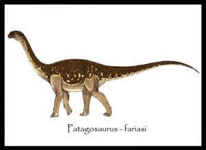 Patagosaurus Fariasi