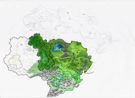 Mapa de toda Apolonoi Lunaika