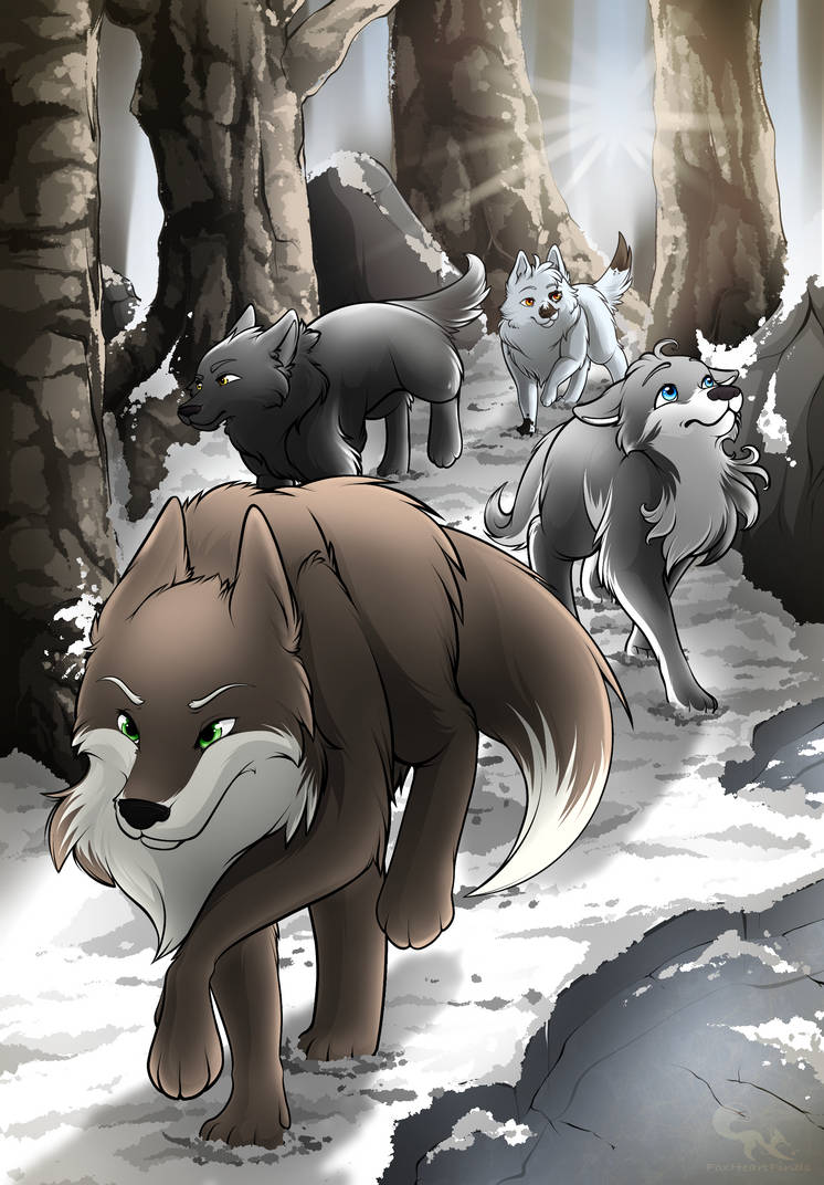 Leading The Pack