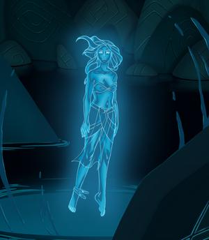 Kida (Atlantis) - SFW Version