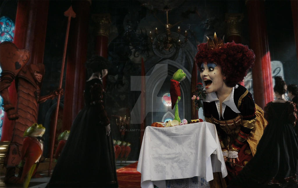 Did you steal my tarts? by CalamityJade