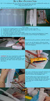 Polystyrene Sword Tutorial