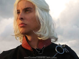 Viserys Targaryen by CalamityJade