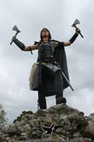 Asha the conqueror by CalamityJade