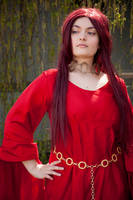 Melisandre of Asshai by CalamityJade