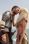 I'm yours, Khaleesi