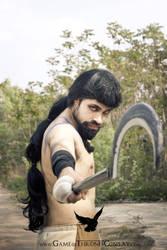 Khal Drogo by CalamityJade