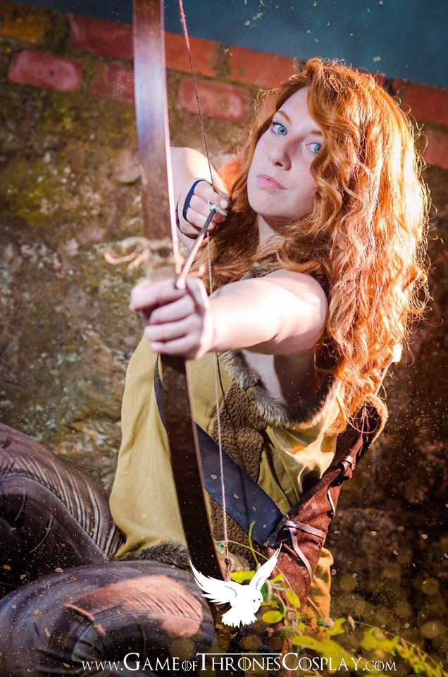 Kissed by Fire by CalamityJade