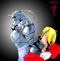 FMA_cover by CalamityJade