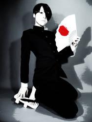 R tanaka ichirou-cosplay by mekemon