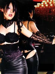 corset model by mekemon