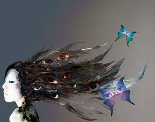 cocolabo. eyeroot by mekemon