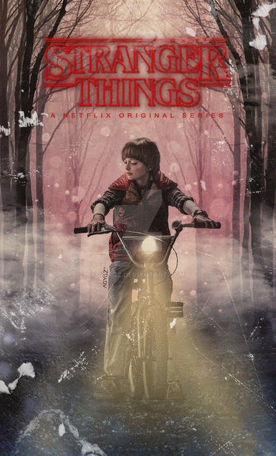 Stranger Things Will Byers By Agygz On Deviantart