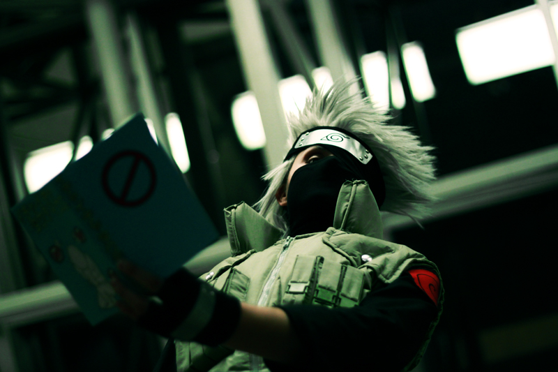 Kakashi cosplay 2 by Suki-Cosplay