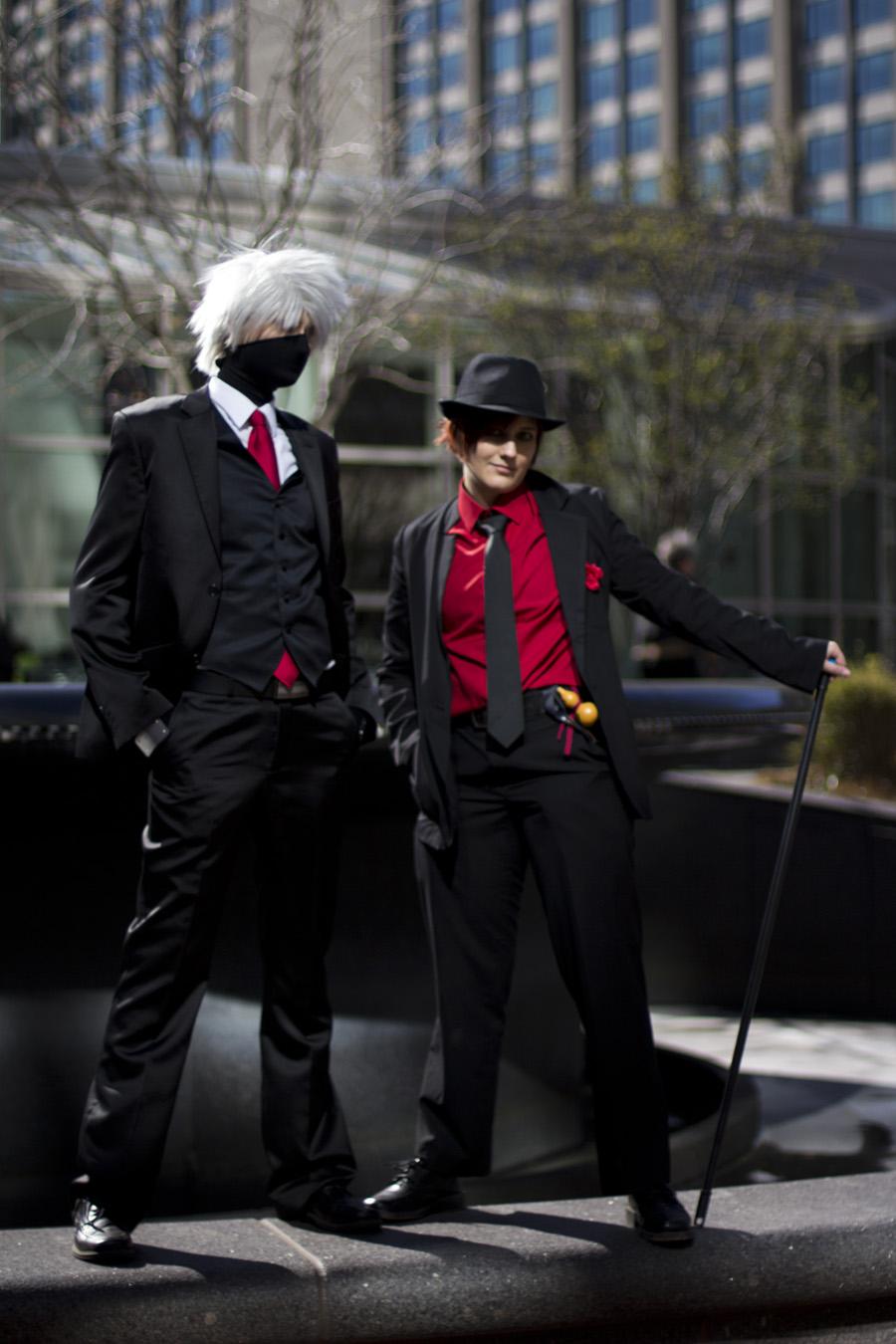 Classy gentlemen by Suki-Cosplay