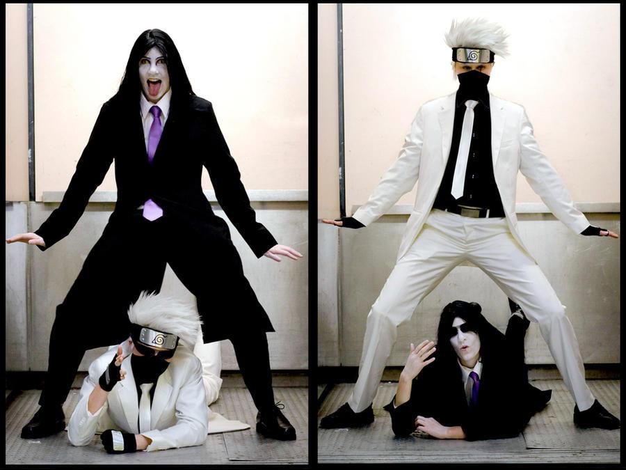 Oppa Naruto Style by Suki-Cosplay