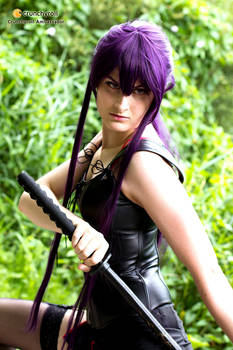 Saeko HOTD cosplay