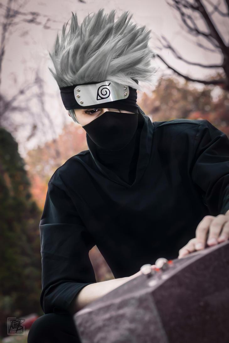 Kakashi funeral by Suki-Cosplay