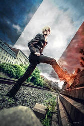 Stay strong Paris by Suki-Cosplay