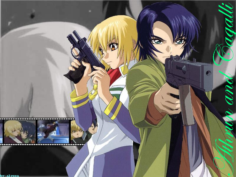 cagalli and athrun relationship goals
