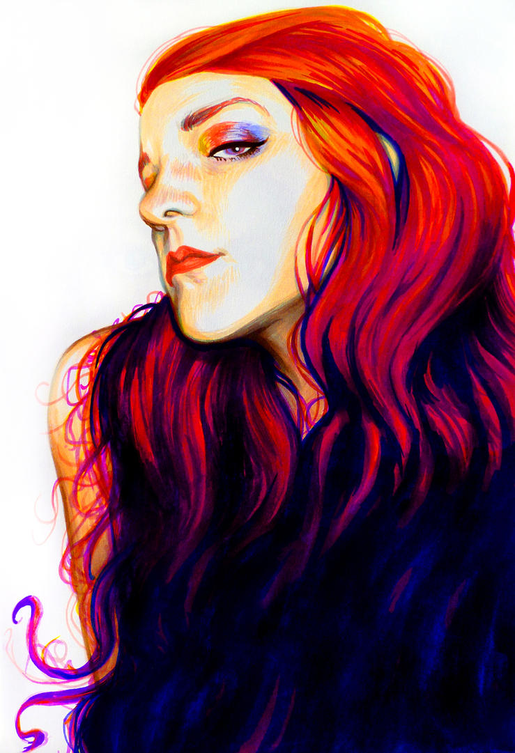 Adina by Ashley-Maez