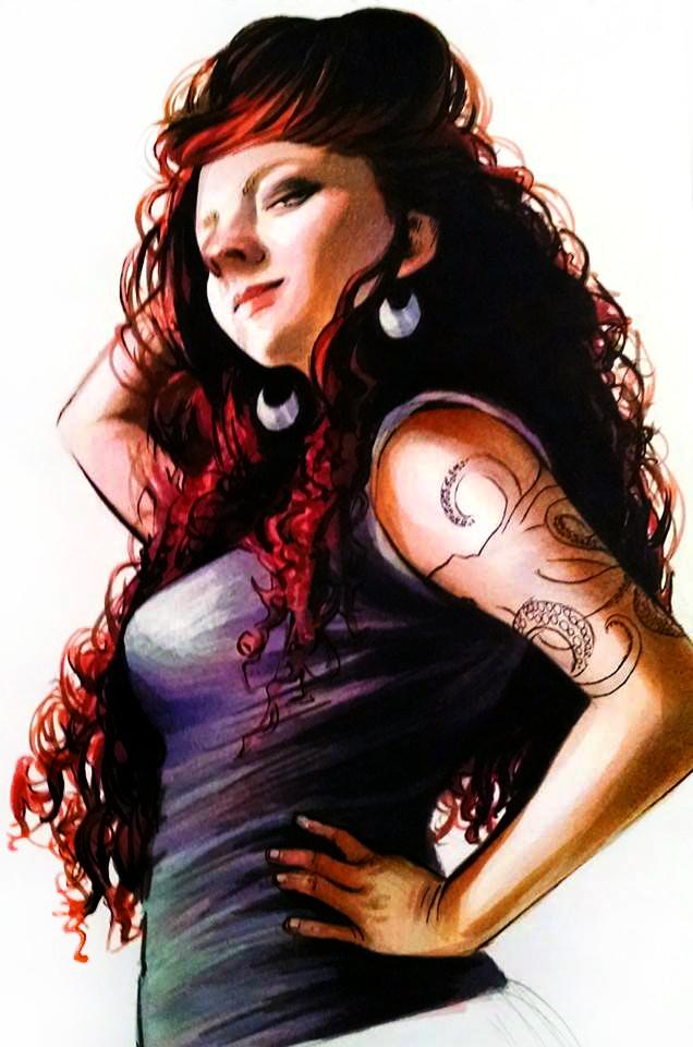 More Adina by Ashley-Maez