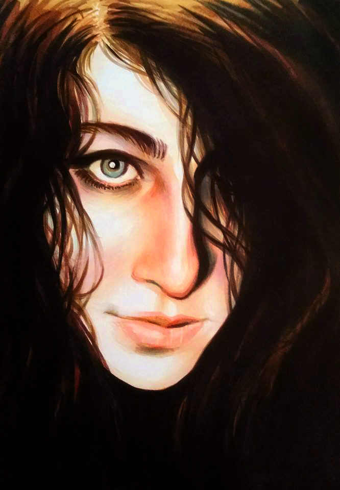 Wild Look by Ashley-Maez