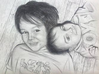 Mi synovci by MarekDAZPostulka