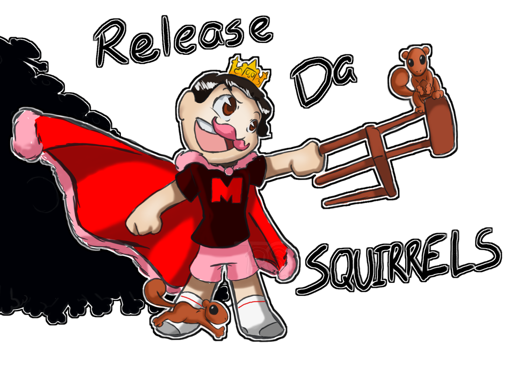 Release Da Squirrels by HiImThatGuy