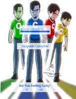 Google irl upgrade by HiImThatGuy