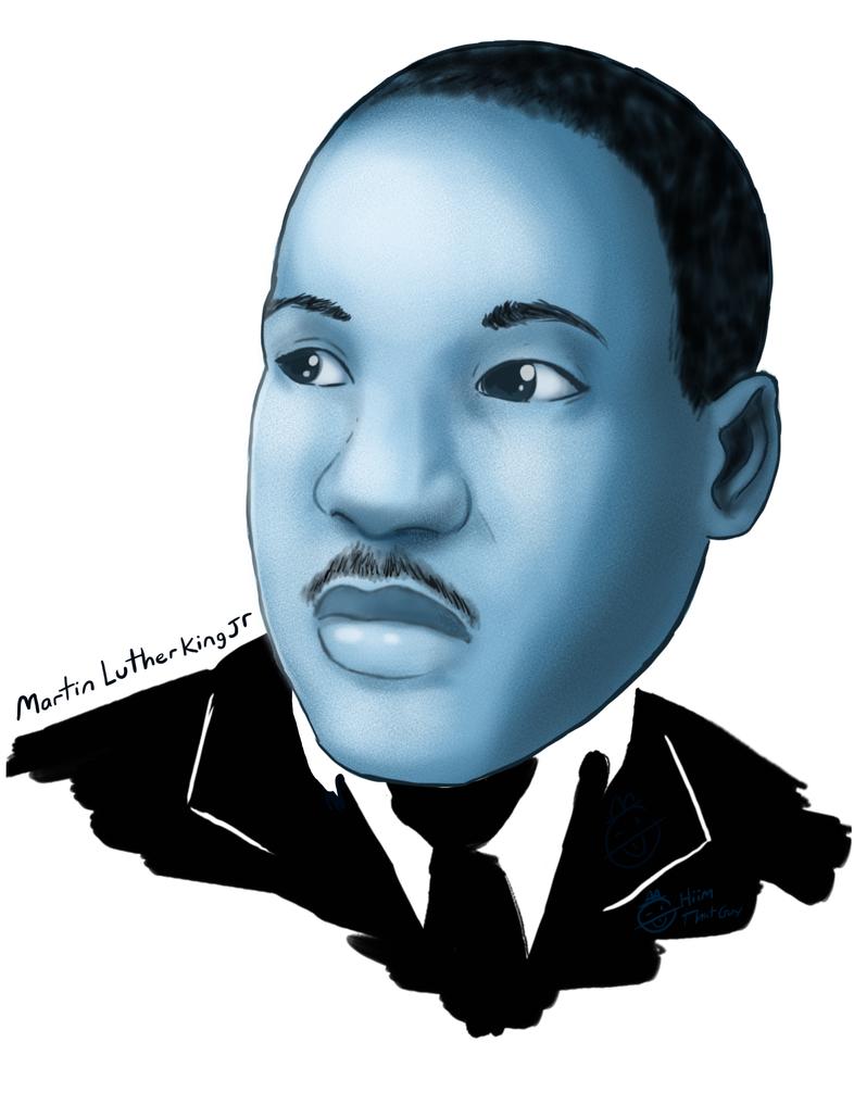 MLKJ Tribute by HiImThatGuy