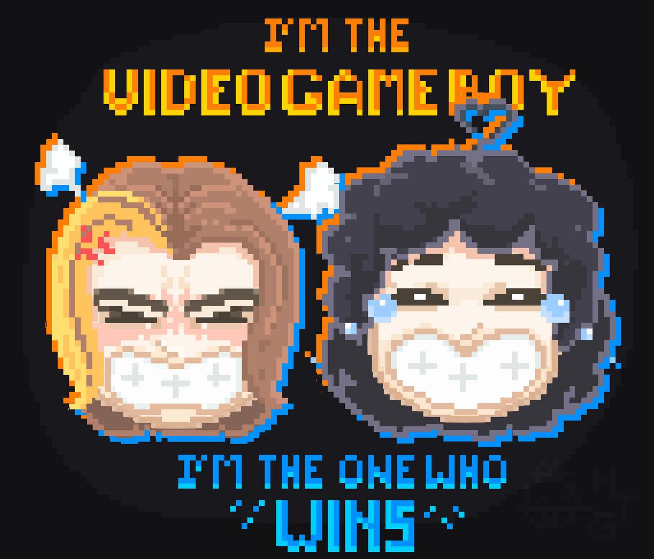 Im The Video Game Boy By Hiimthatguy On Deviantart