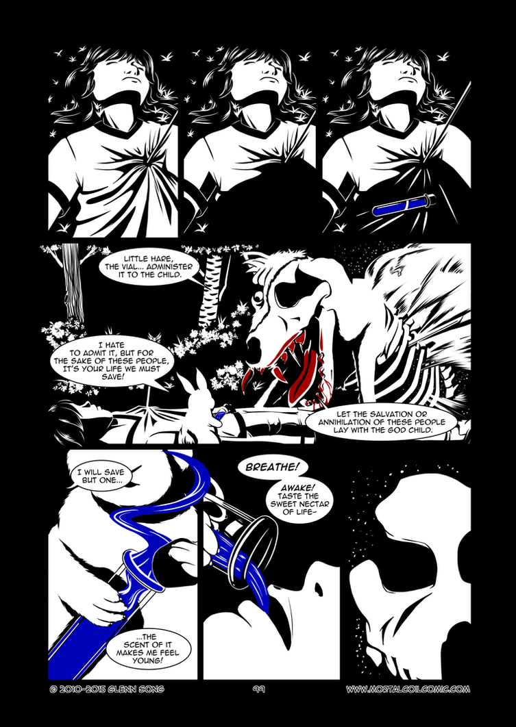The Miracle, Page 3 by AlbinoGrimby