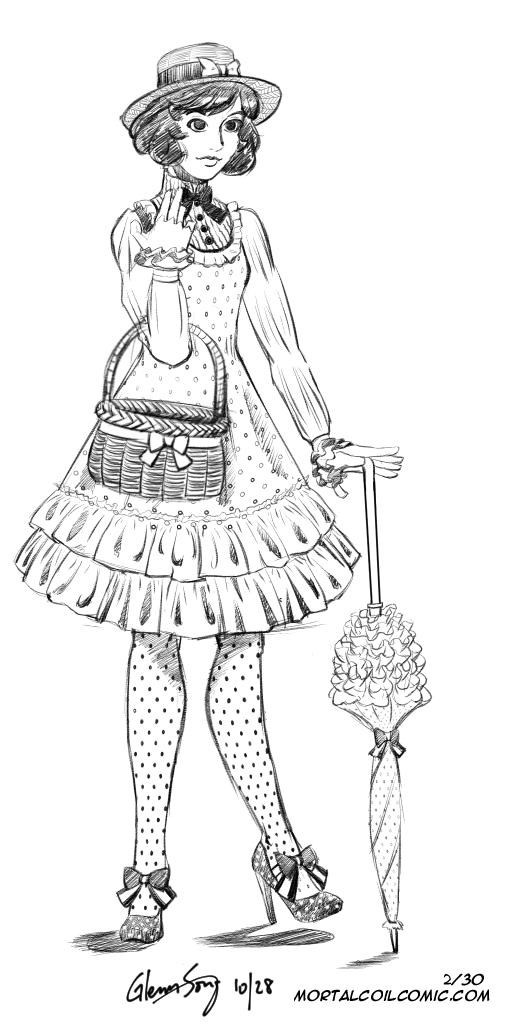 Lolita #2: Country Lolita by AlbinoGrimby