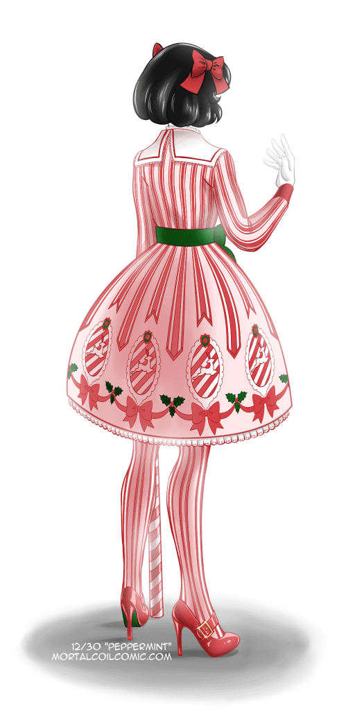 Peppermint by AlbinoGrimby
