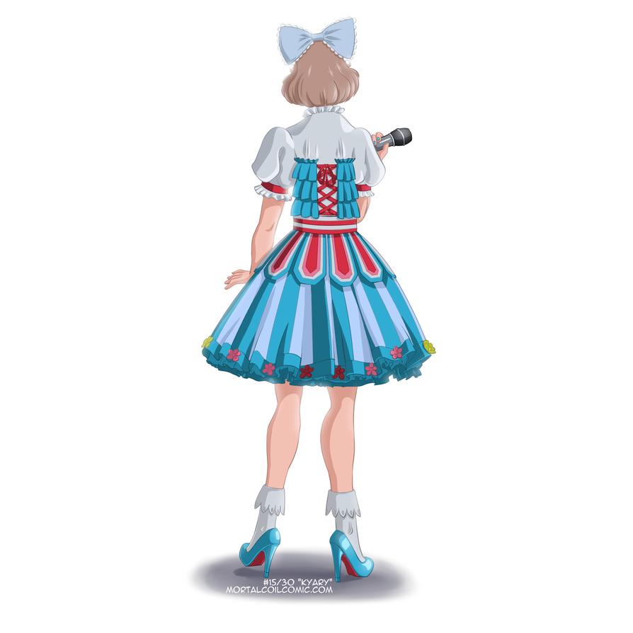 Lolita Style 15 of 30 Kyary Pamyu Pamyu by AlbinoGrimby